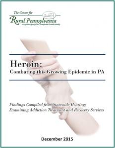 Heroin Report - December 2015
