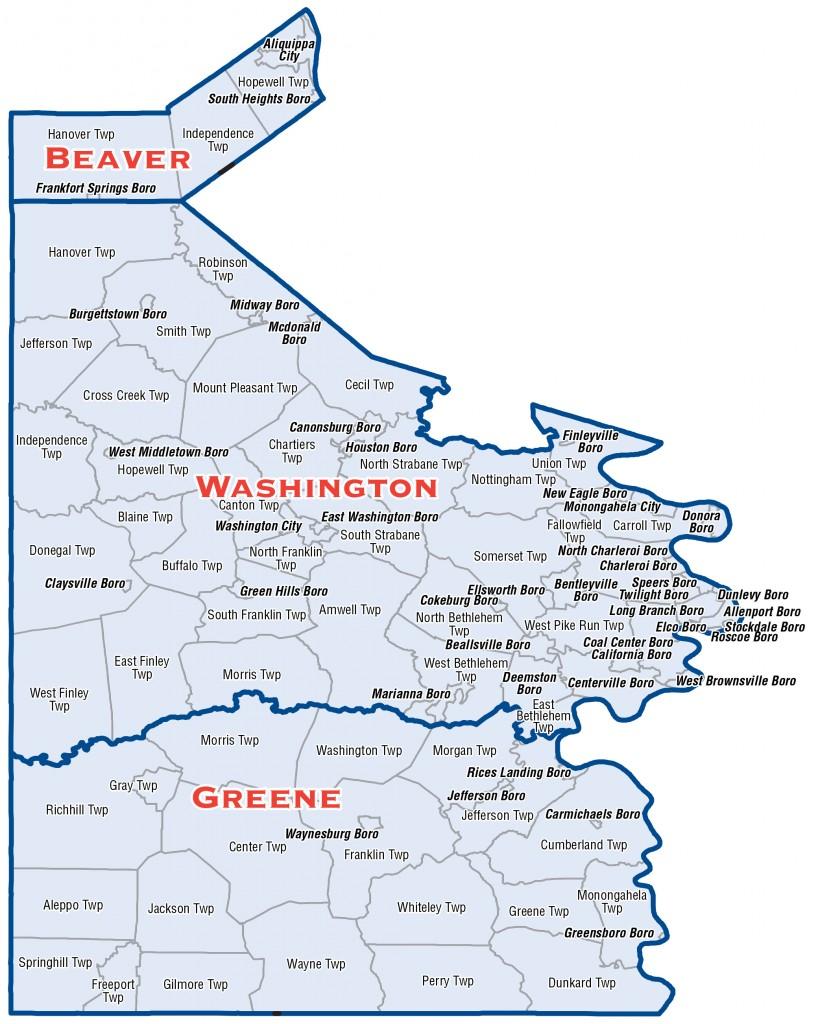 District Map - Senator Camera Bartolotta